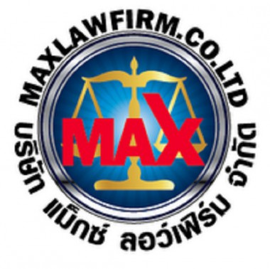 Legal Administration Officer MAX LAW FIRM CO., LTD