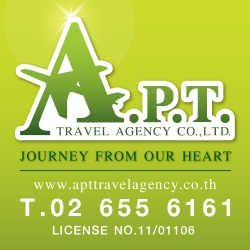 A.P.T. TRAVEL AGENCY CO.,LTD