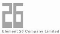 โฟร์แมนฝ่ายผลิต บริษัท อิลิเมนท์ 26 จำกัด
