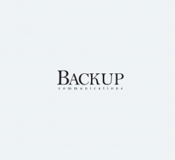 Graphic Designer Backup Communications and Services Co., Ltd.